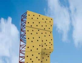 #1 for 3D Model of a Rock Climbing Wall by evanuril