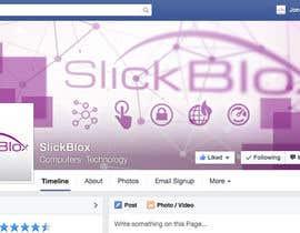 SeanKilian tarafından Facebook Cover for SlickBlox için no 34