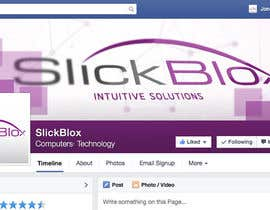 #36 for Facebook Cover for SlickBlox by SeanKilian