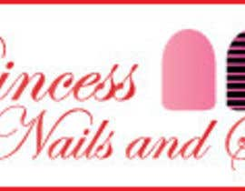 elegantic tarafından Design a Logo for Princess Nails and Spa için no 50