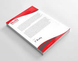 #32 para Design some Stationery for a letterhead for B2B por ezesol