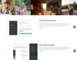 Nro 2 kilpailuun Modern Tech-Orientated Education Based Website käyttäjältä wingsas
