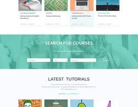 Nro 1 kilpailuun Modern Tech-Orientated Education Based Website käyttäjältä bigprajapat