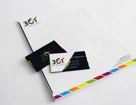Nro 76 kilpailuun I need a business Card and letterhead käyttäjältä Kamrunnaher20