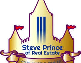 manikmoon tarafından Design a Logo for Steve Prince of Real Estate için no 32