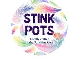 Nro 7 kilpailuun Design a Logo for STINK POTS käyttäjältä MattGraphics