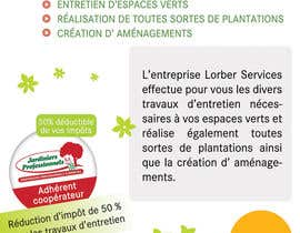 #7 for Flyer pour paysagiste by bab55z