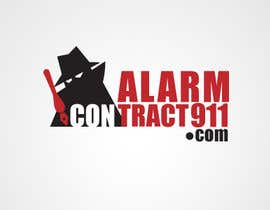 nº 145 pour Design a Logo for Alarm Contract 911 par jvencilao