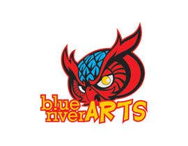 #107 for Design a Logo for Blue River Arts by rajnandanpatel