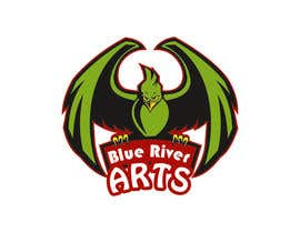 #132 for Design a Logo for Blue River Arts by rajnandanpatel