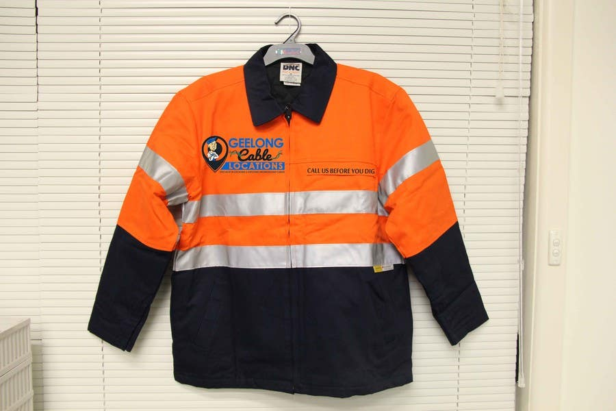 Contest Entry #                                        37                                      for                                         Design some embroidery the for Geelong Cable Locations uniform.