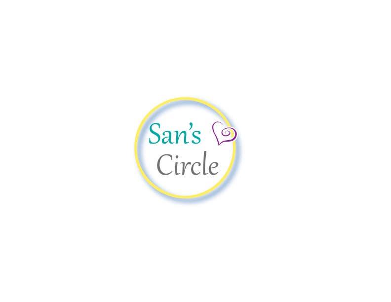 Kilpailutyö #23 kilpailussa Design a Logo for San's Circle