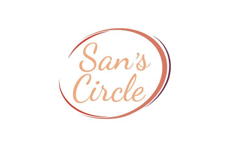 Kilpailutyö #50 kilpailussa Design a Logo for San's Circle