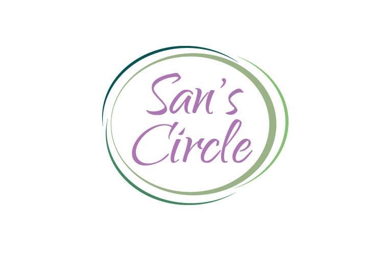 Kilpailutyö #51 kilpailussa Design a Logo for San's Circle