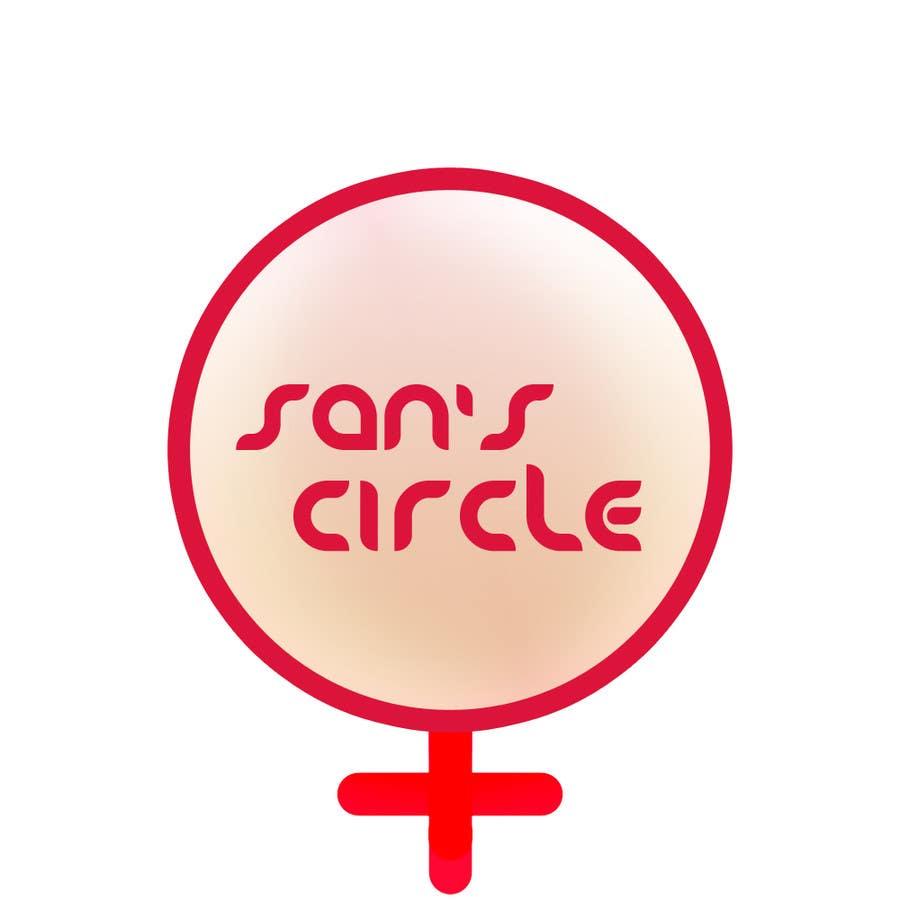 Kilpailutyö #138 kilpailussa Design a Logo for San's Circle