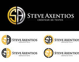 #93 for Create a logo for Steve Axentios af Ojiek