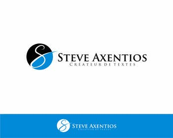 #221 for Create a logo for Steve Axentios by tedi1
