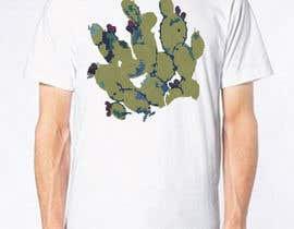 Nro 3 kilpailuun Cactus Redesign For T-shirt Print käyttäjältä moilyp
