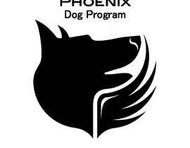 #14 para Design a Logo for Phoenix Dog Program for Rescue por calistarey