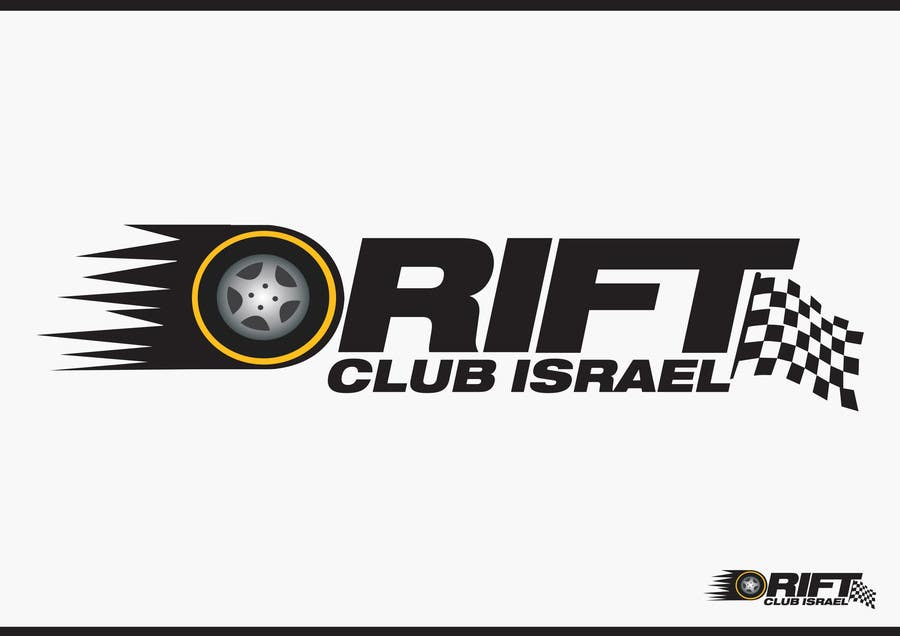 #84 for Design a Logo for DRIFT CLUB ISRAEL by xcerlow