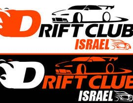 #38 for Design a Logo for DRIFT CLUB ISRAEL af harmonyinfotech