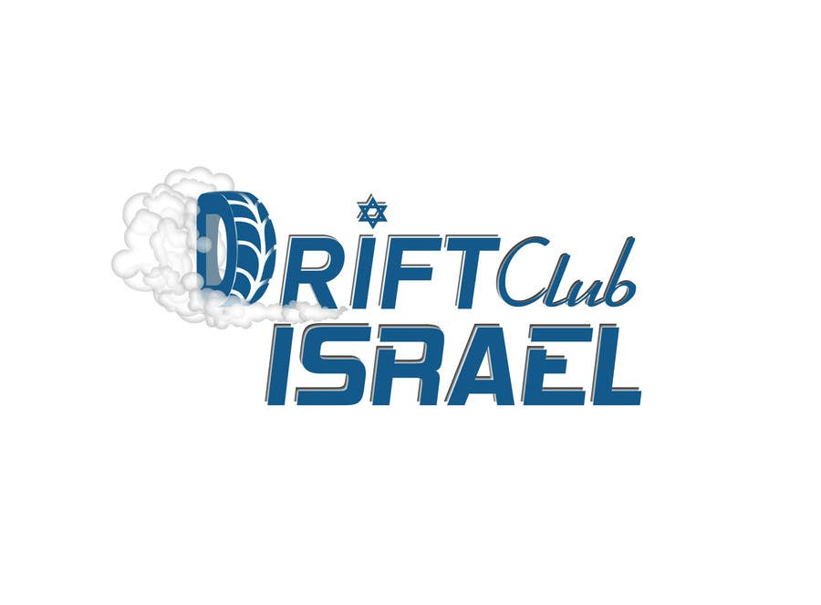 #89 for Design a Logo for DRIFT CLUB ISRAEL by atomixvw