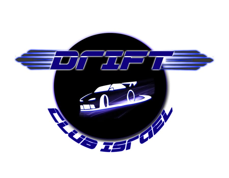 #21 for Design a Logo for DRIFT CLUB ISRAEL by TSZDESIGNS