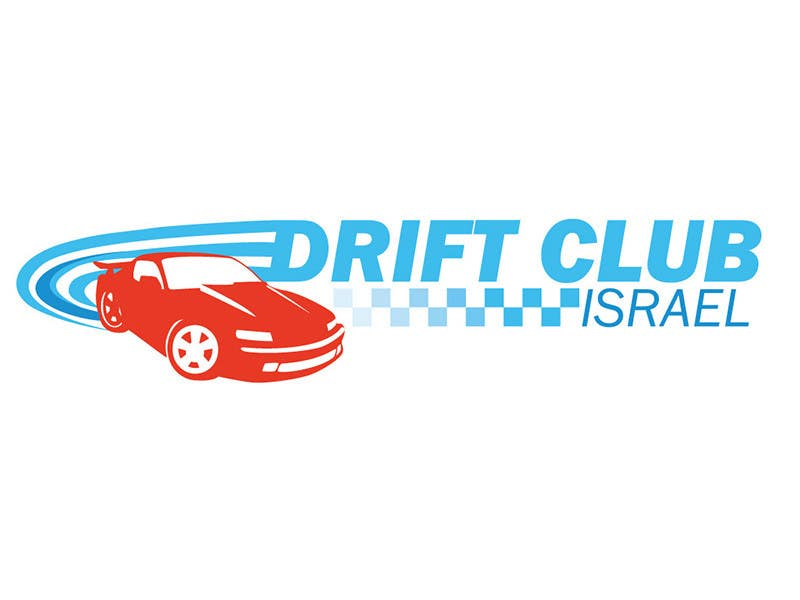 #46 for Design a Logo for DRIFT CLUB ISRAEL by dulphy82