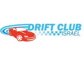 #46 for Design a Logo for DRIFT CLUB ISRAEL af dulphy82