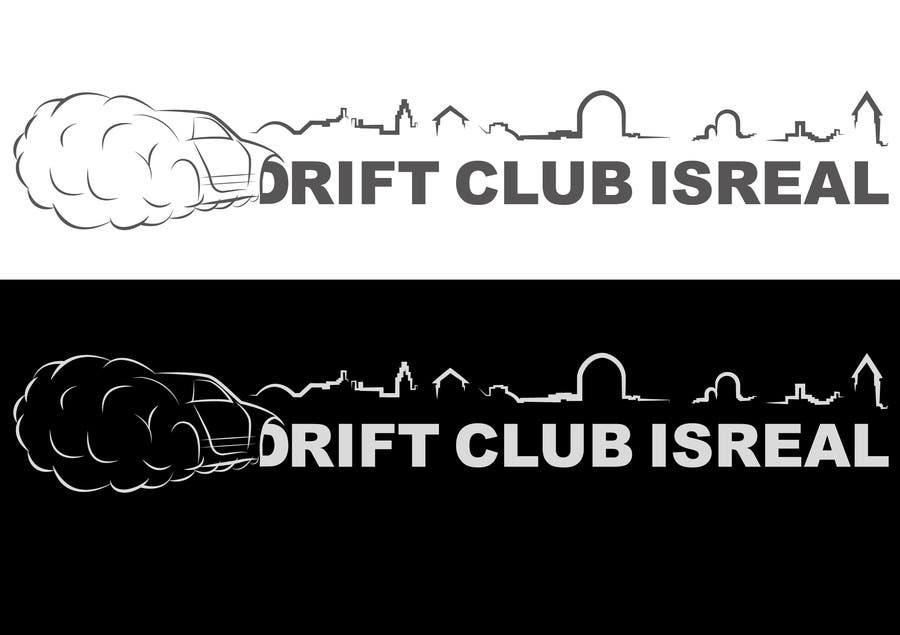 #92 for Design a Logo for DRIFT CLUB ISRAEL by Nazar076