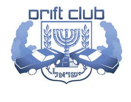 #77 for Design a Logo for DRIFT CLUB ISRAEL af karlreifenstein