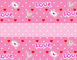 #11 untuk Illustrate background for Valentine oleh Vee4