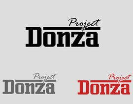 #8 for Design a Logo for PROJECT DONZA af aneeque2690