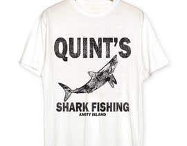Nro 26 kilpailuun Design a Shark Fishing T-Shirt käyttäjältä ratnakar2014