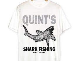 Nro 33 kilpailuun Design a Shark Fishing T-Shirt käyttäjältä ratnakar2014