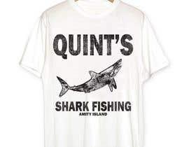 Nro 37 kilpailuun Design a Shark Fishing T-Shirt käyttäjältä ratnakar2014