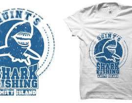 Nro 36 kilpailuun Design a Shark Fishing T-Shirt käyttäjältä czsidou