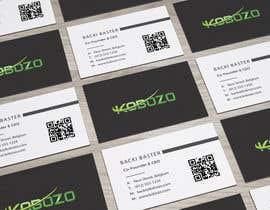 Nro 113 kilpailuun Develop a Brand Identity: KOBOZO käyttäjältä DipendraBiswasdb