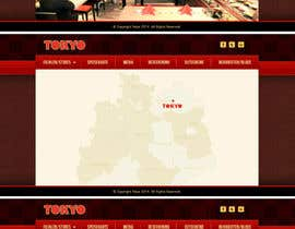 #75 for Design a Website Mockup for a Restaurant af atularora