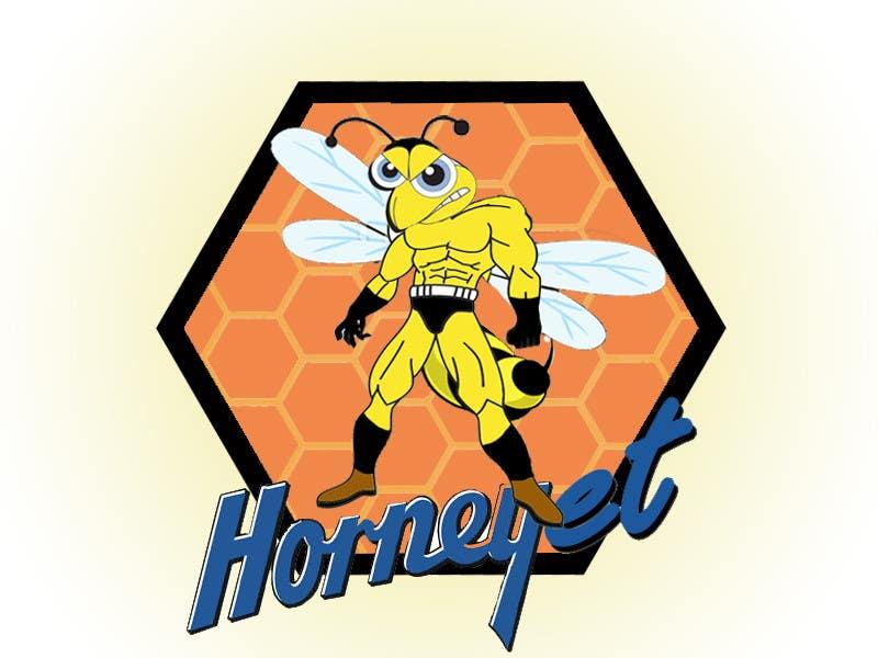 Конкурсная заявка №54 для Logo Design for Hornyet