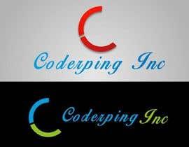 khan229 tarafından Logo and Business card for Coderping Inc için no 11