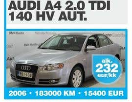 AshGrove tarafından Re-design car dealer newspaper ad's için no 10