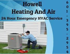 Ammar619 tarafından Corel draw Design -  Yard Sign for HVAC company için no 12