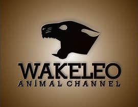 #129 untuk Design a logo for the Wakaleo animal channel! oleh Kuczakowsky