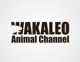 #34 untuk Design a logo for the Wakaleo animal channel! oleh graficity