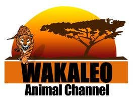 #122 untuk Design a logo for the Wakaleo animal channel! oleh angelajohnson70