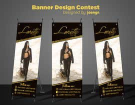#11 for Design a Banner Stand by joengn