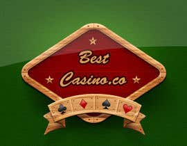 #21 for Design logo for a casino website by Champian