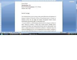 #5 for English check for letter of intent by rohitmait