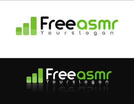 nº 25 pour Design a Logo for website FreeASMR.com par quynq993
